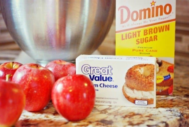 Taffy Apple Dip – Only 5 Ingredients!