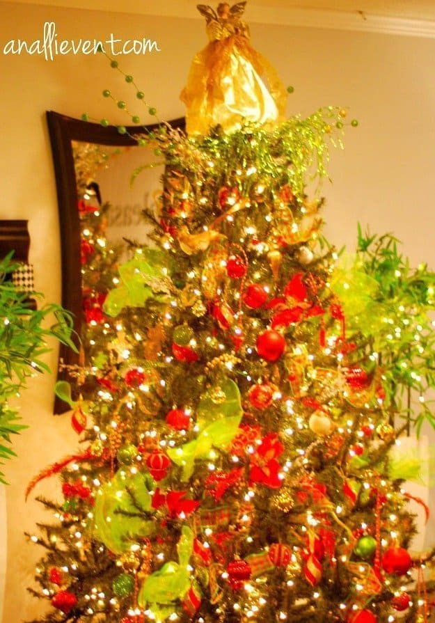 Take Your Tree From Drab to Fab