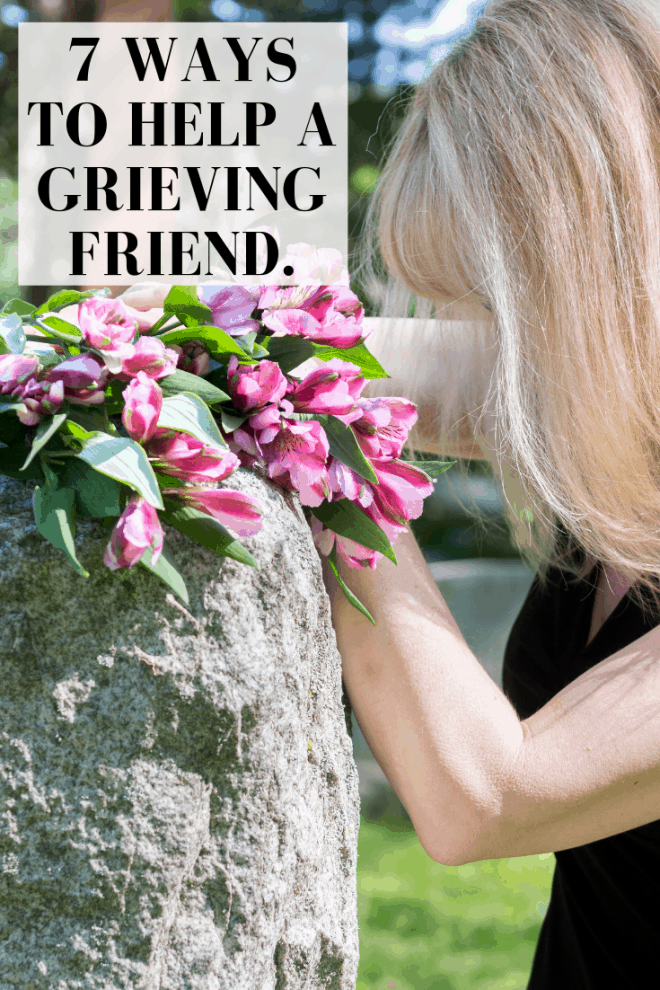 Helping the Grief-Stricken