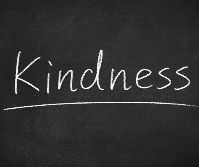 Be kind - Manners Matter