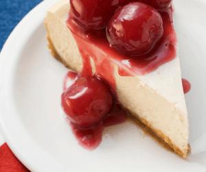 Slice of Cheese Pie