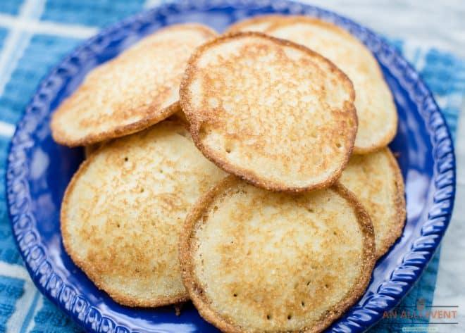 Grandma's Hoe-Cakes - Fried Cornbread