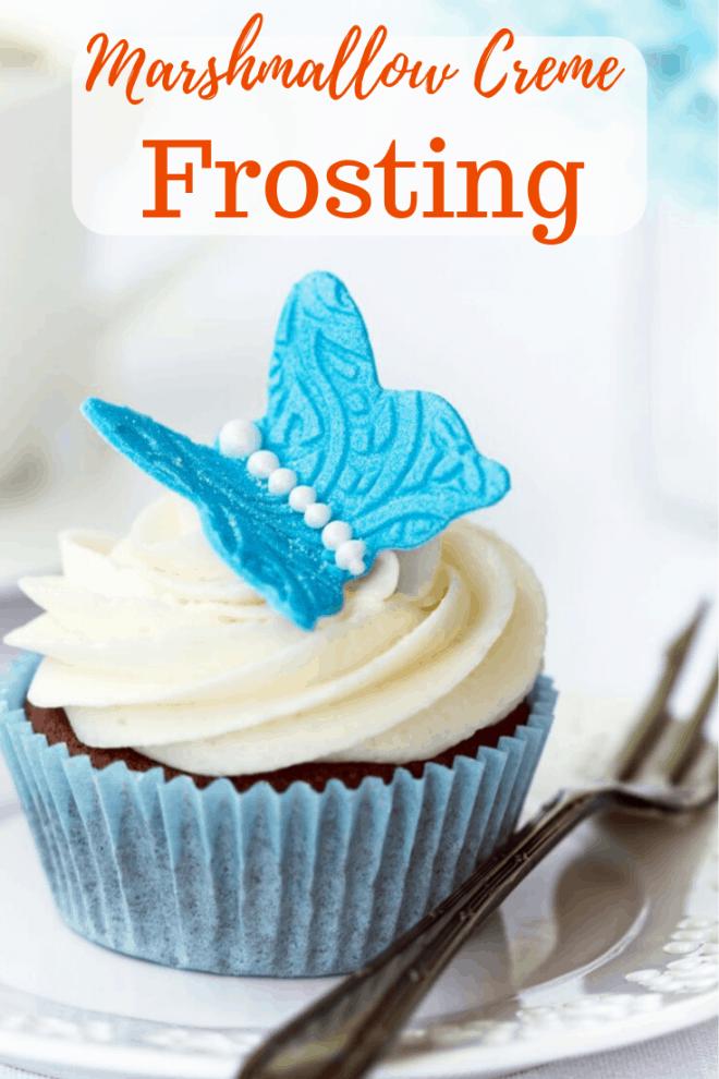 Marshmallow Creme Frosting