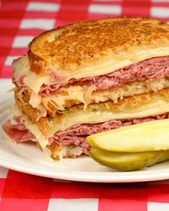 St-Patricks-Day-Lunch-Reuben-Sandwich