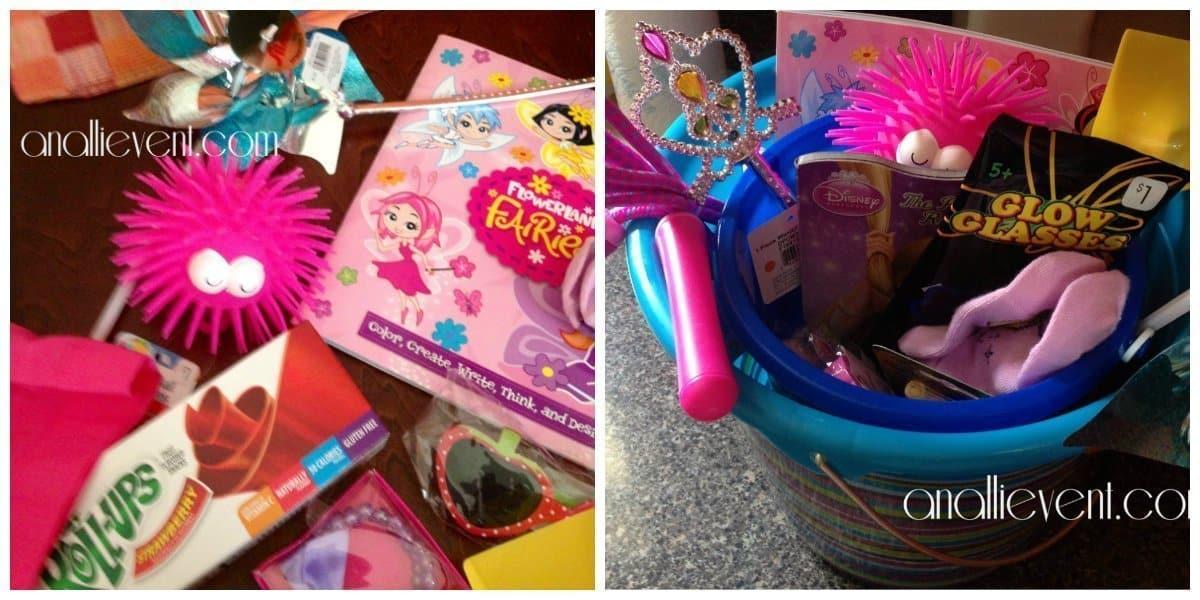 Birthday Girl Basket - by my daughter, Rebekah