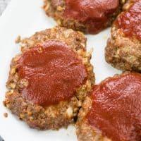 20 Minute Meatloaf
