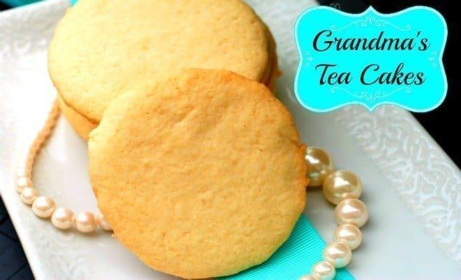 Grandma's Tea Cakes
