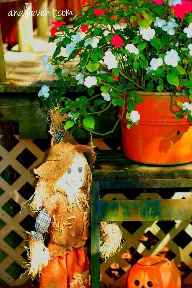 flowerscarecrow
