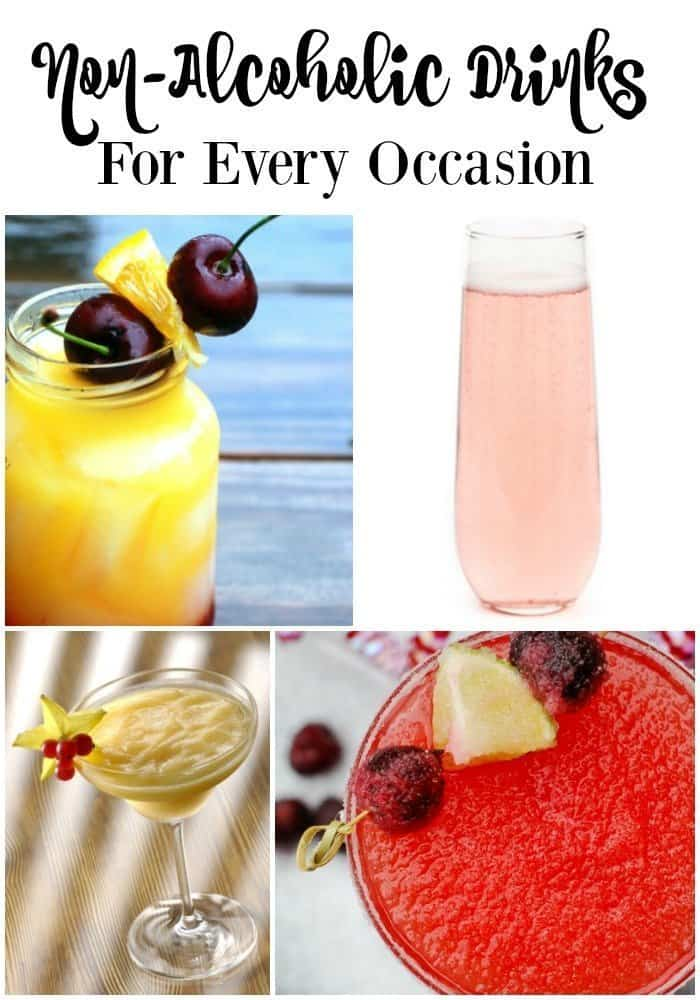how to order a non alcoholic drink