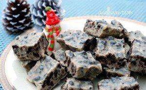 Holiday Cookies - Crunchy Peanut Brittle - Rebekah's Cookies and Cream Fudge
