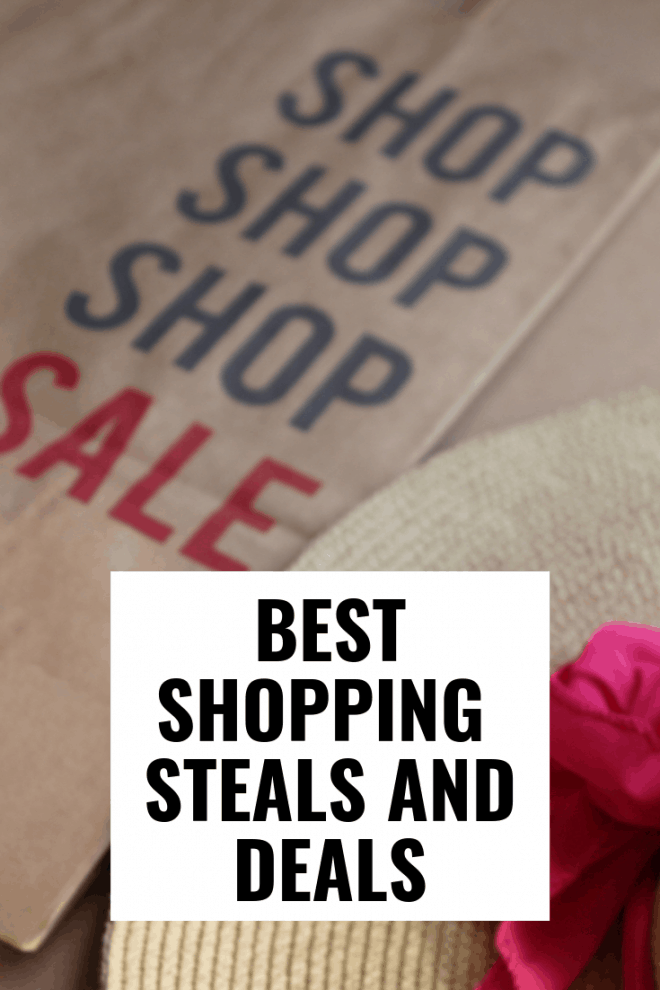 Shopping Steals Deals