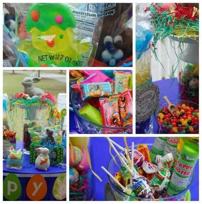 Easter Candy Buffet