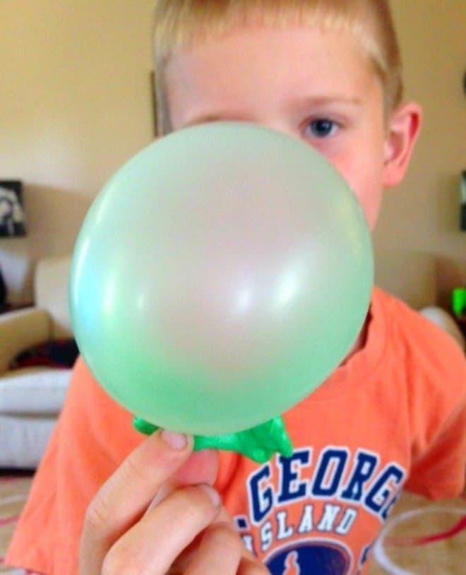 Bubblegum Contest