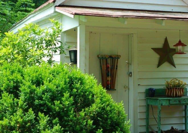 Garden Shed - Patios, Porches, Paths Tour
