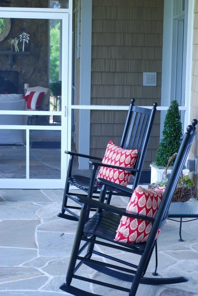 Porch, Patio, Garden