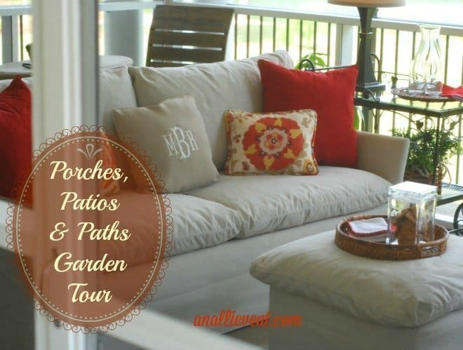 Porches, Patios & Paths
