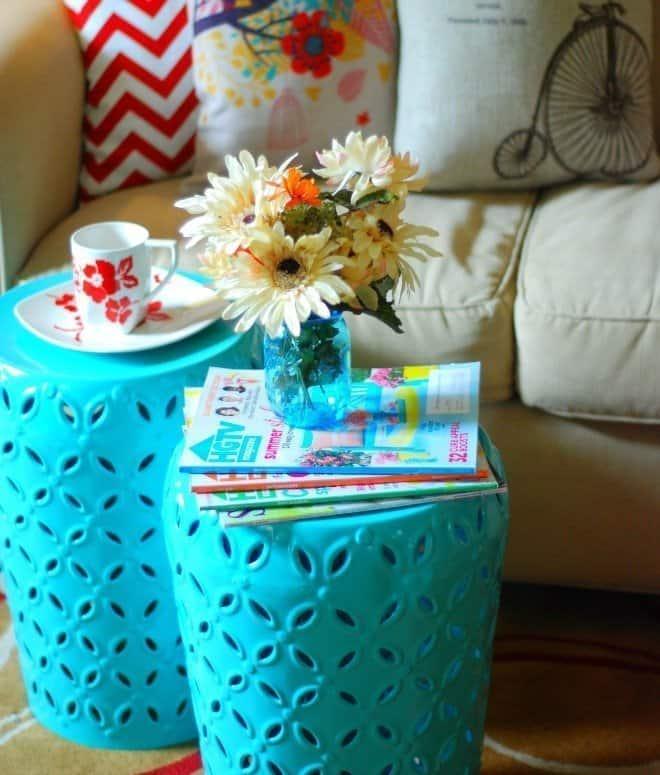 Multi-purpose stools