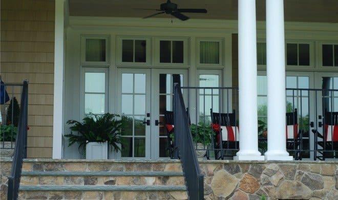 Porch Tour