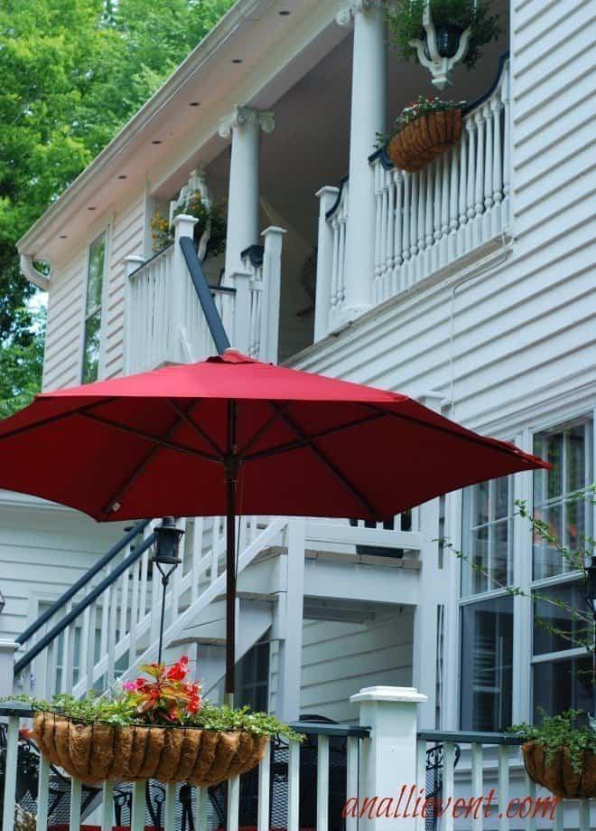 Patio - Porch and Garden Tour