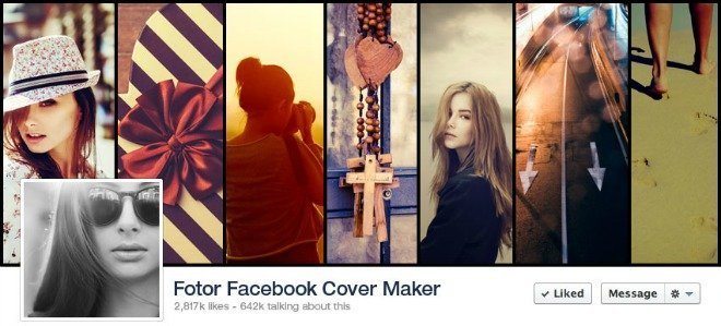 fotor facebook cover maker an alli event