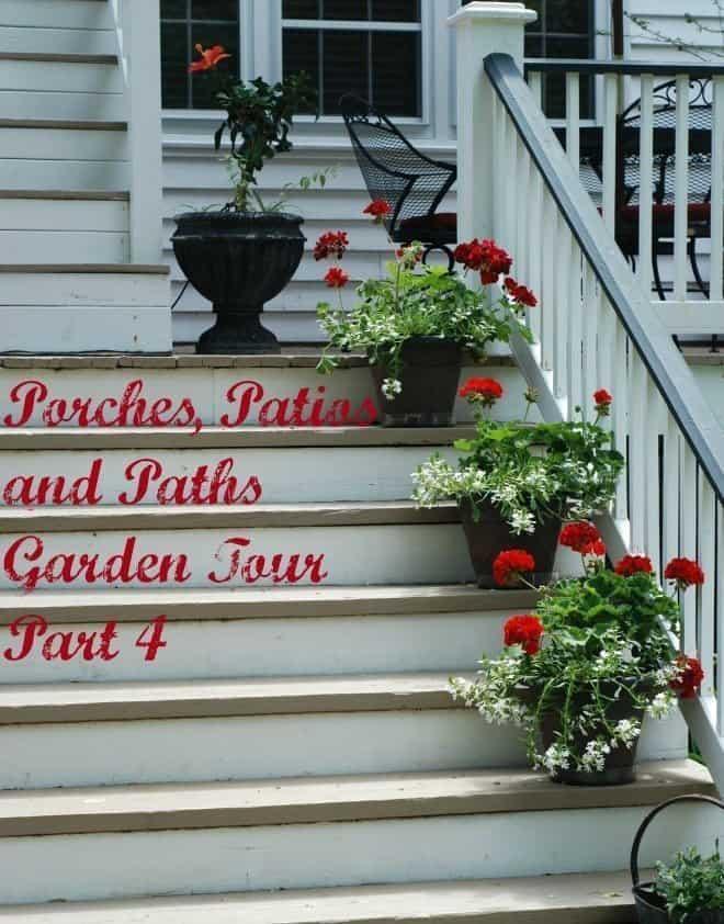 Porches, Patios, Paths Garden Tour