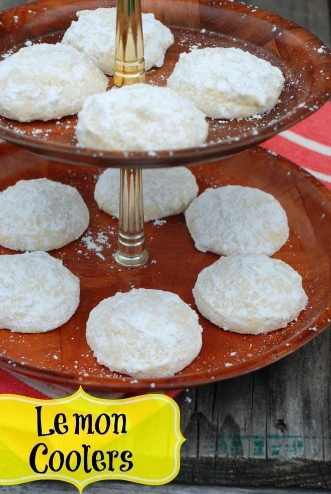 Lemon Dessert Recipes - Lemon Coolers