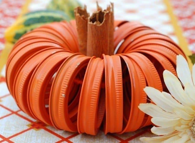 Canning Jar Pumpkin