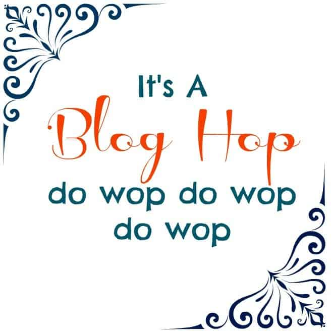 Blog Hop Questions