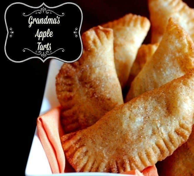 Grandma's Apple Tarts