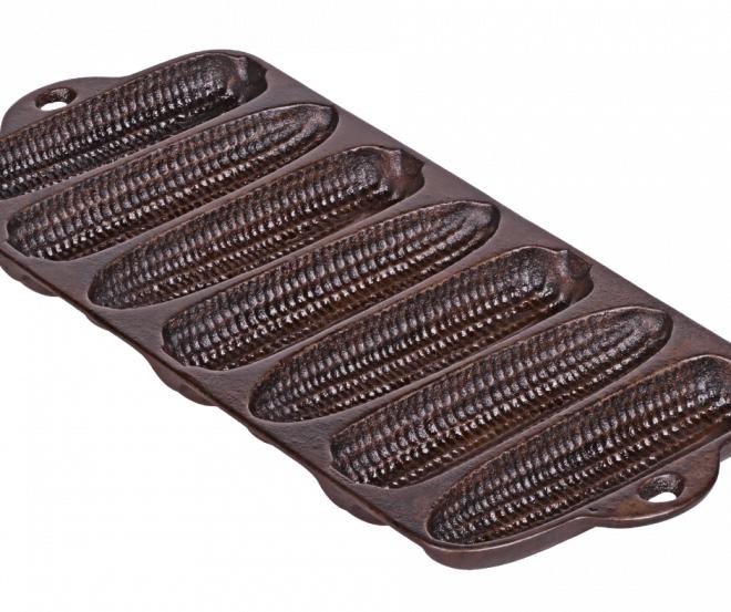 Cornbread Stick Pan for Making Aunt Jean's Cornbread Sticks