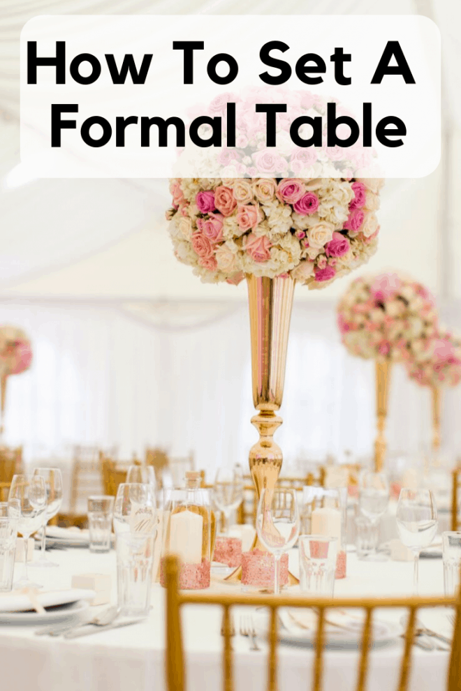 How-To-Set-A-Formal-Table