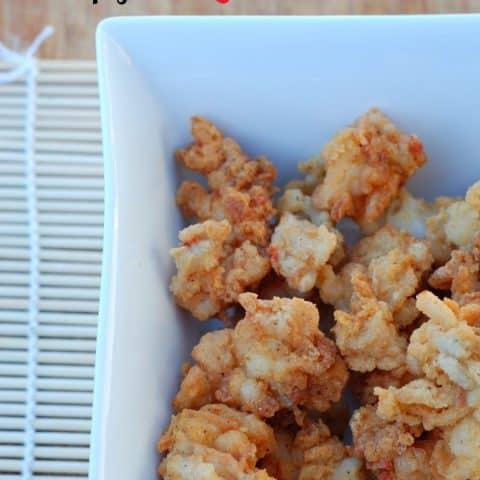 Flamingo Grill Copycat Lobster Bites