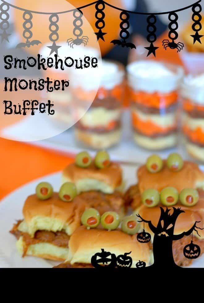 Smokey Halloween Monster Bash