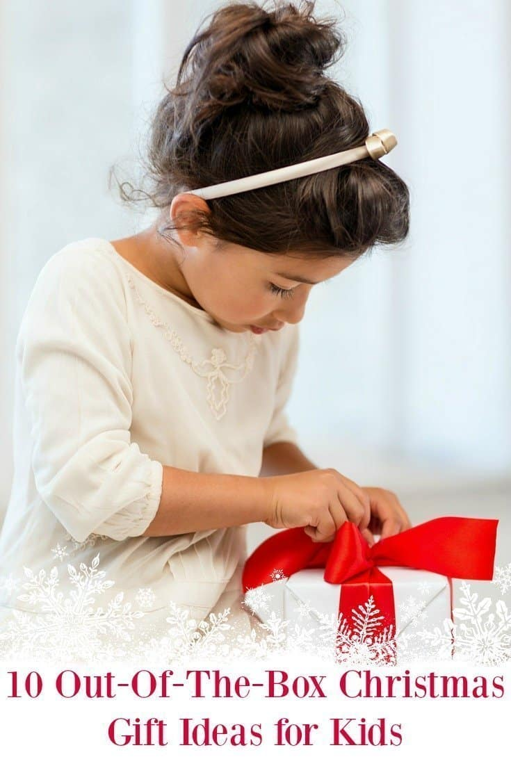 10 Christmas Gifts for Kids With Everything - An Alli Event