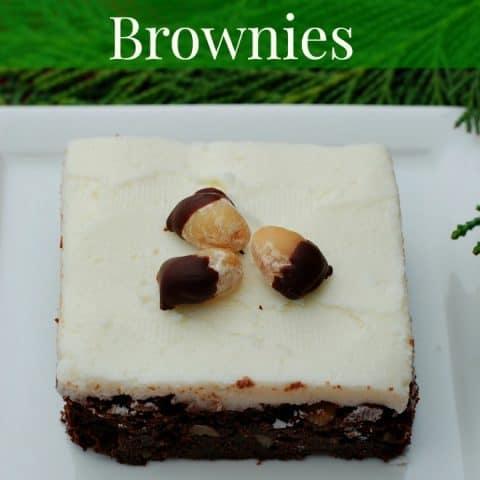 Macadamia Nut Brownies