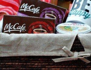 McCafe Gift Basket
