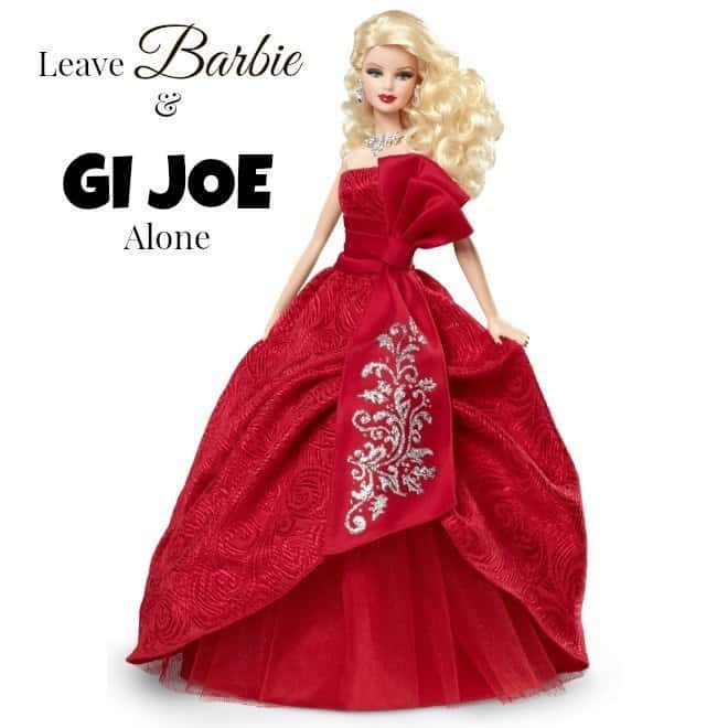 Leave Barbie Alone