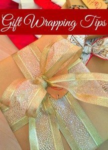 Helpful Tips for Gift Wrapping