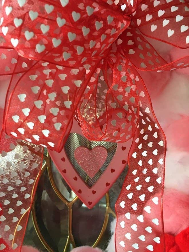 Hit or Miss:  Valentine Day's Wreath