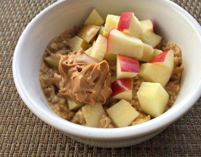 Quick, Easy & Healthy Winter Breakfast