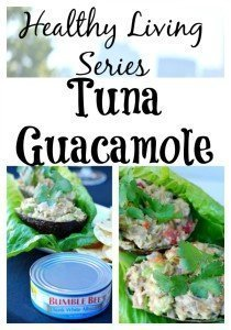 Bumble Bee Tuna Guacamole