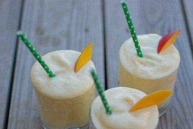 Mango Buttermilk Shake anallievent.com