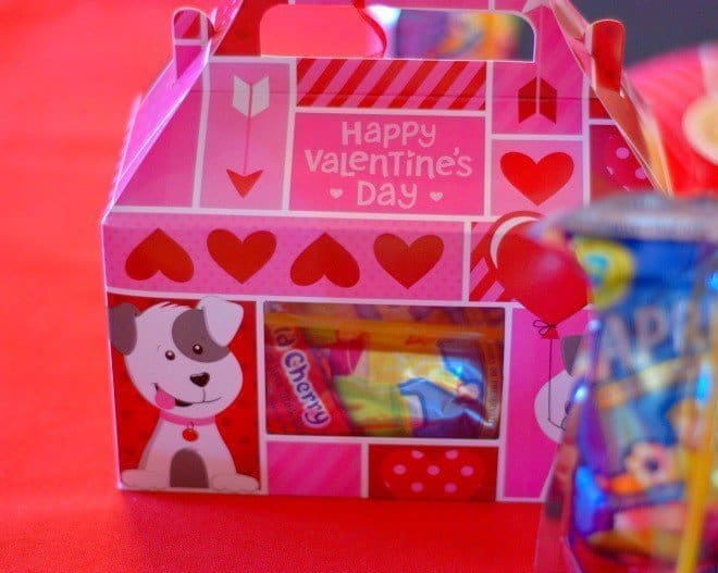 Valentine's Day Party Treat Boxes