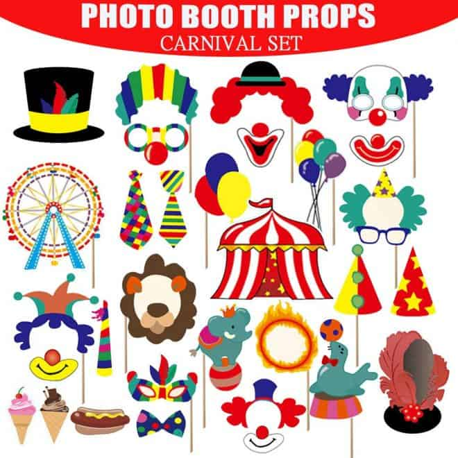 Favorite Photo Booth Kits