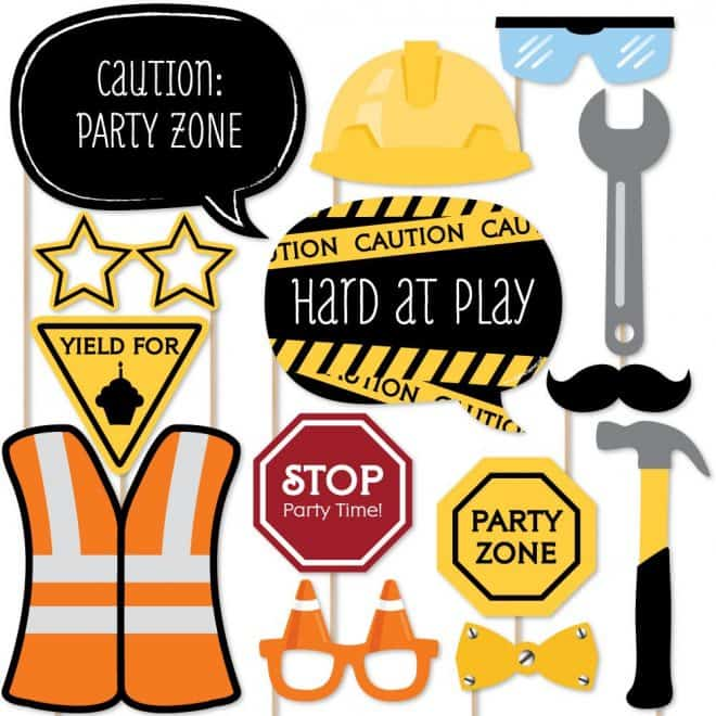 Photo Booth Kits and Props