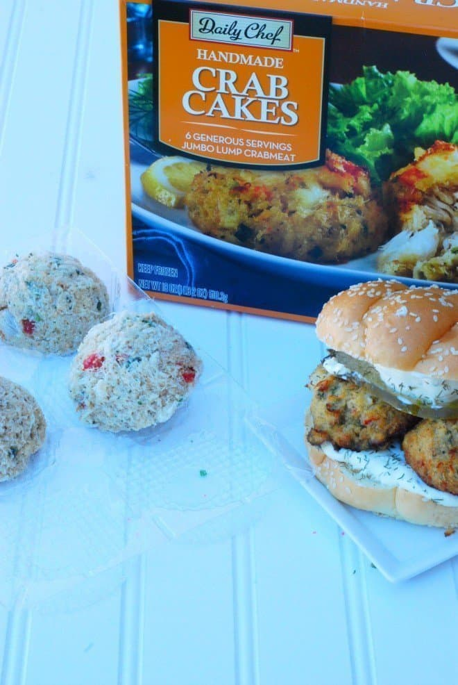 Crab Cakes & Sam's Club