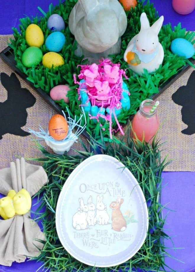 Peter Cottontail Easter Party