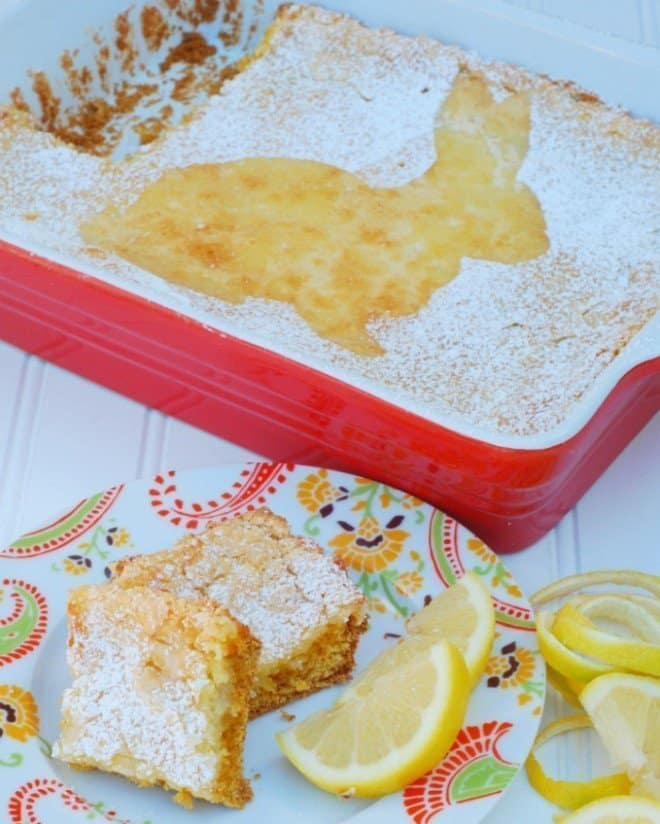 Lemon Squares and Favorite Desserts