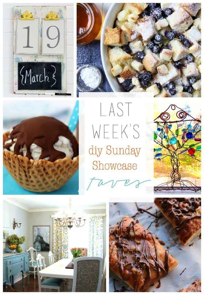 DIY Sunday Showcase