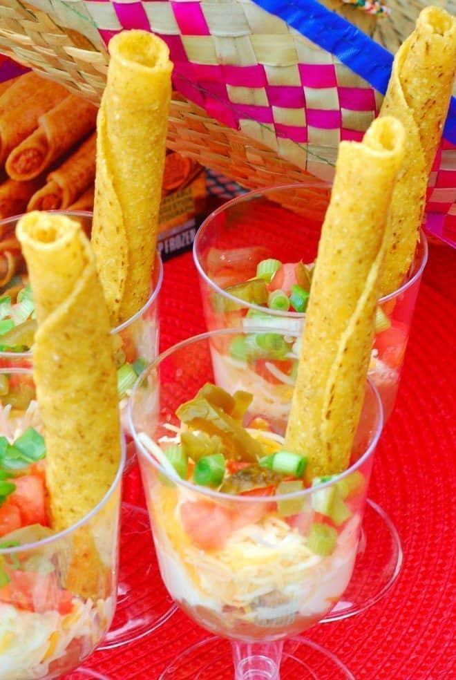 Delimex Taquito Shooters